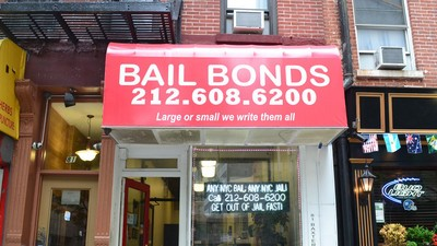 New York City Is Creating a Bail Fund to Help People Get Out of Jail
