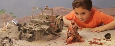 Deze korte films laten de duistere kant van het leger zien