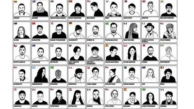 Quem São os Brasileiros Selecionados para o RBMA 2015 em Paris?