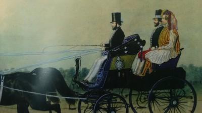 Românii sparg bani pe mașini scumpe, la fel cum o făceau pe căruțe, la 1800