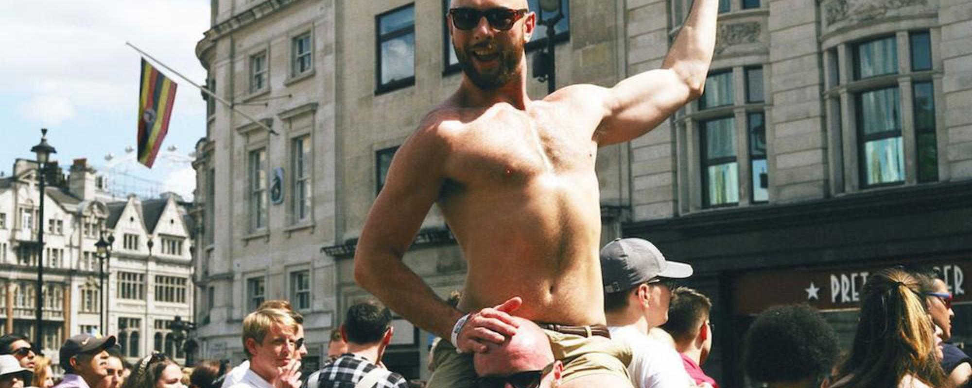 Tanguitas y predicadores: nuestras mejores fotos del Gay Pride en Londres