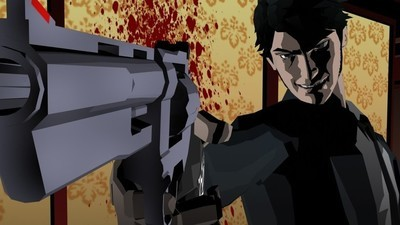 Ten Years of 'Killer7,' Suda51's Revelation of Raw Sensory Power