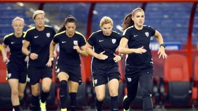 Buh-Bye, 'Babe City': How Sexist Coverage of the US Women's Soccer Team Is Dying