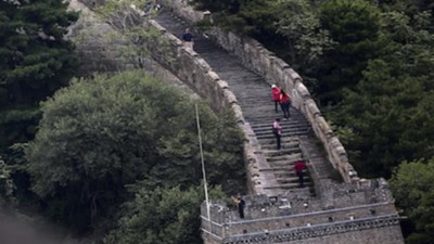 Close to a Third of China's Great Wall Has Perished