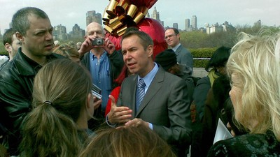 Jeff Koons Is the Kanye West of the Contemporary Art World