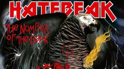 La única banda de death metal que tiene un loro como vocalista sacó un nuevo disco