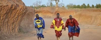 Los superhéroes de Burkina Faso, África