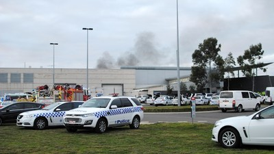 Melbourne Prisoners Are Rioting Over Cigarettes