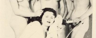 En busca de fotografías eróticas antiguas en los mercados de Serbia