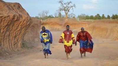 Supereroii din Burkina Faso