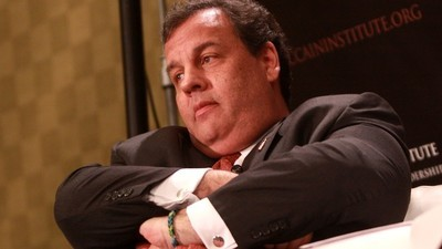 Why the Hell Is Chris Christie Running for President?