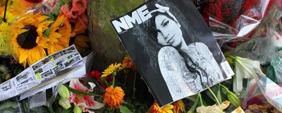 The Marytyrdom of Saint Amy Winehouse