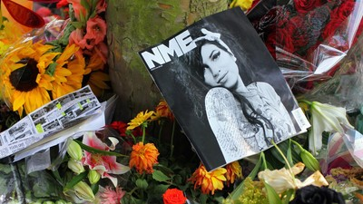 The Martyrdom of Saint Amy Winehouse