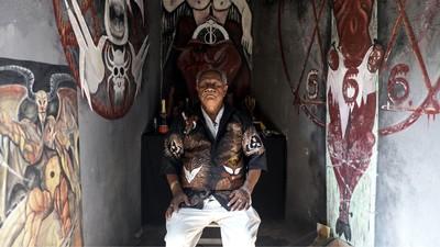 De satanische tovenaars van Mexico