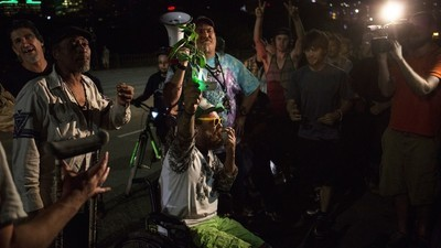 Here's What Happened Last Night at Portland's Massive Weed Legalization 'Giveaway'