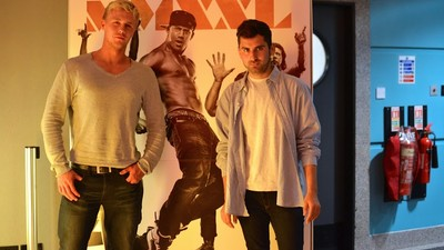 I Went to See the New 'Magic Mike' Film with a Real British Stripper