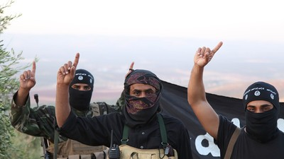 My Journey Inside the Islamic State