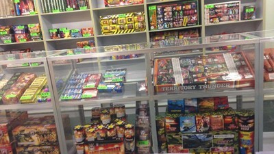 Talking to a Fireworks Store Owner on the Only Day it's Legal to Sell Them in Australia
