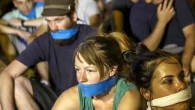 La 'ley mordaza' entra en vigor: 'un auténtico retroceso democrático para España'