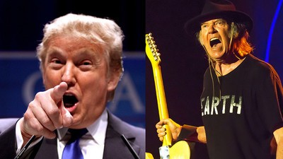 A Brief History of Musicians Telling Politicians (Republicans) to Fuck Off