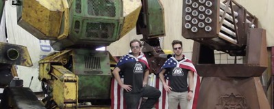 America Just Challenged Japan to a Giant Robot Fight