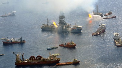 BP Is Going to Fork Over $18.7 Billion Post Deepwater Horizon Spill
