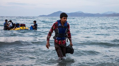 L'Europe ou la mort : Les migrants échoués sur Kos