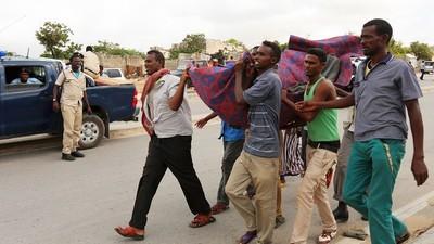 Familias enteras comienzan su 'exilio' hacia Haití: el bloqueo dominicano (Dispatch 3)