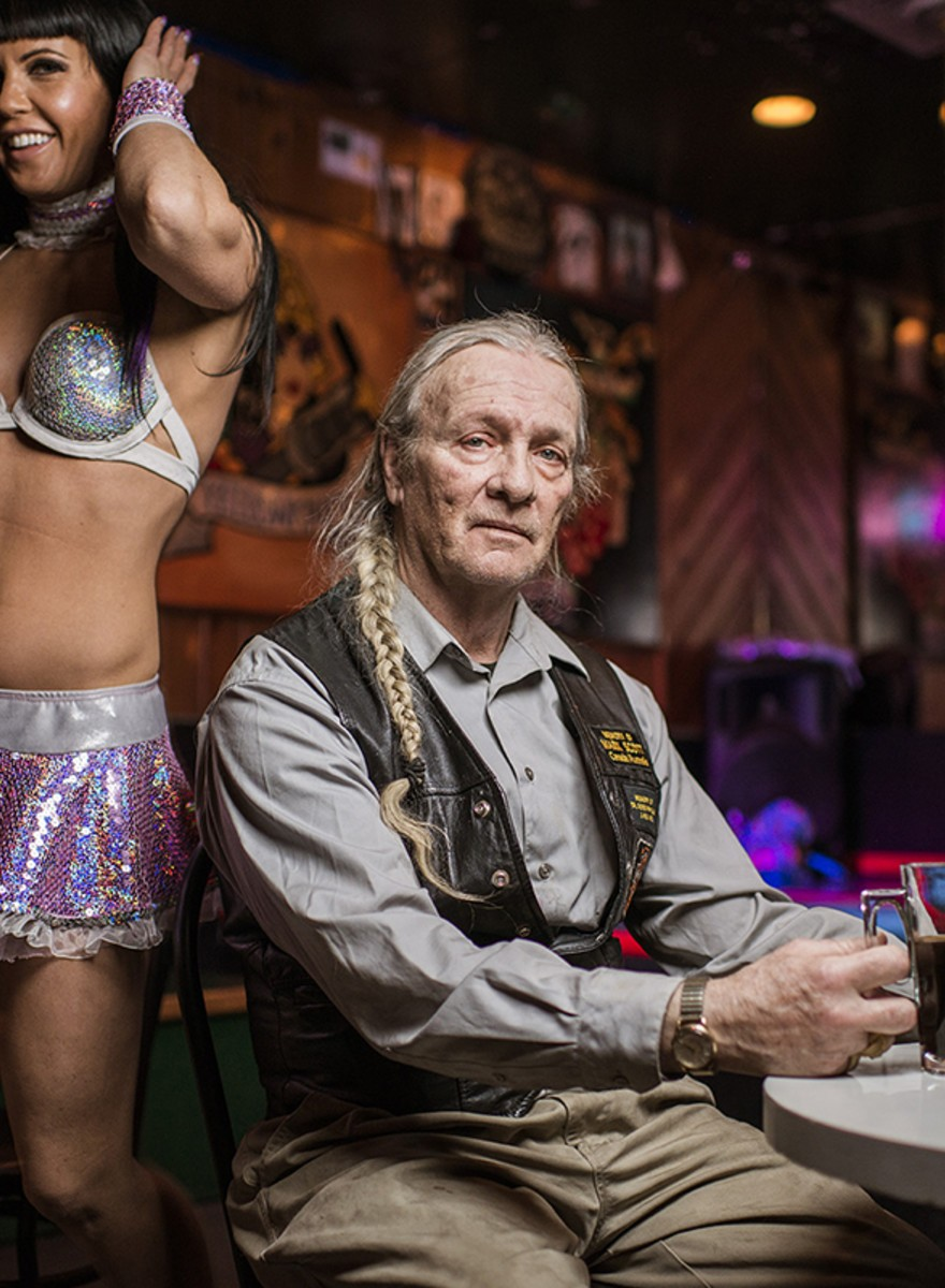 Inside Canada's Most Northern Strip Club