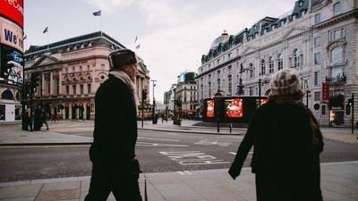 Londres é espectacular, mas é um inferno lá viver