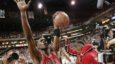 The Cult: Michael Jordan