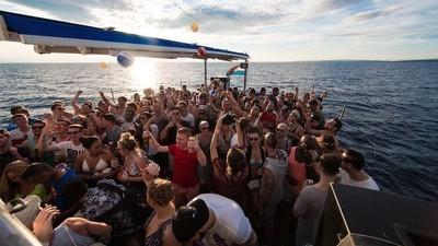Thump transmite live de la festivalul Hideout, din Croația