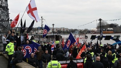 English Nazis Will Hold an Anti-Semitic Rally in London Tomorrow