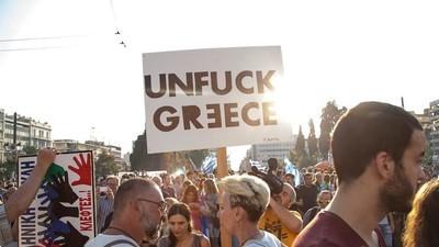 Cinci modalități de ieșire din criză pentru Grecia