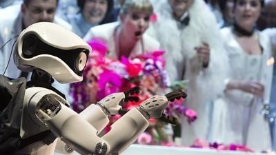 Como Ensinar Sentimentos a Um Robô? Faça-o Cantar Ópera
