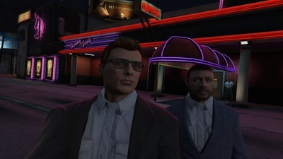 Dating in 'Grand Theft Auto Online' Is Like Real Life, Only with More Robot Hand-Jobs