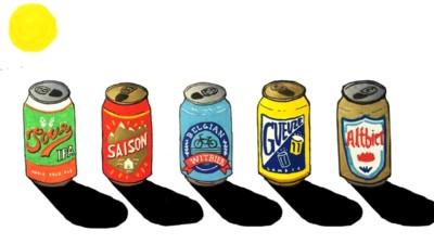 Die besten Biersorten für den Sommer