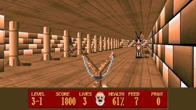 Finalmente puoi giocare al videogioco sulla Bibbia censurato da Nintendo