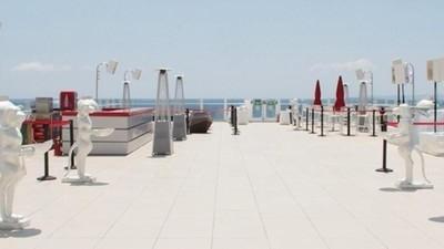 Fotos von Ibizas Megaclubs, die sich auf die Partysaison vorbereiten