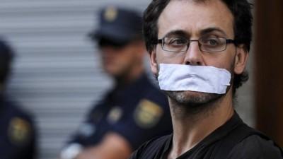 La 'ley mordaza' dejaría España fuera de la UE si hoy aspirara a ser país miembro