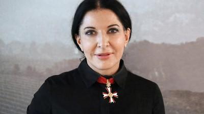 Wird Marina Abramovićs Tod ihre letzte große Performance?