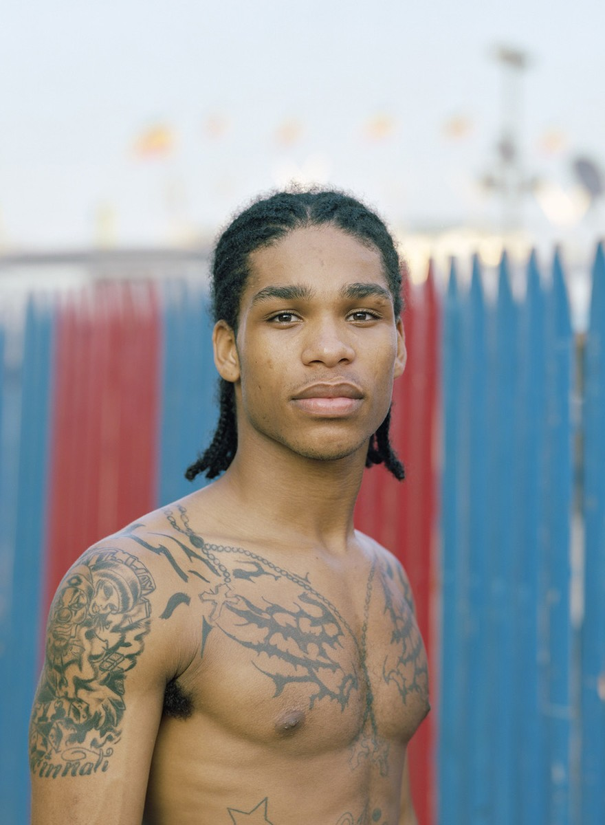 50 Faces of Young America