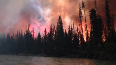 This Is the Worst Alaskan Wildfire Season on Record