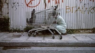 De Griekse crisis in veertig foto's