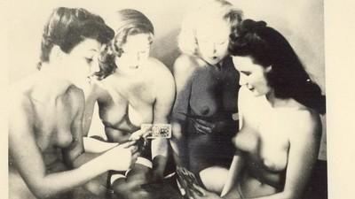 Fotografii erotice vintage din Serbia
