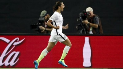 Stone Cold Weirdo Carli Lloyd Leads U.S. into World Cup Final