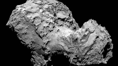 Astronomers May Have Found Evidence of Alien Life on a Comet, or Not