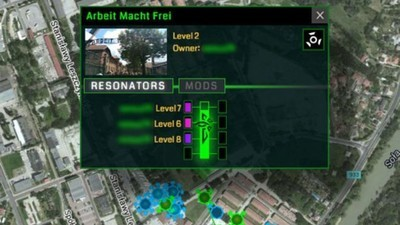 Ingress-Gamer machen Konzentrationslager zu Augmented-Reality-Spielfeldern