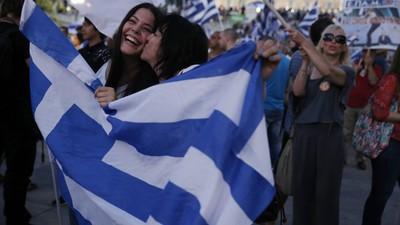 La Grèce a dit non