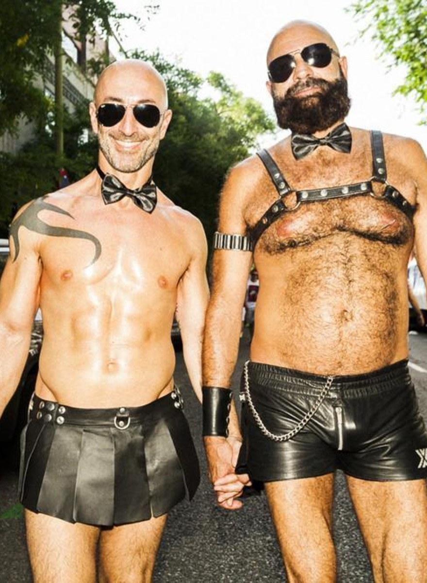 Las fotos del backstage del Orgullo Gay en Madrid